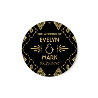 round_favor_stickers_art_deco_style-217533532025225207