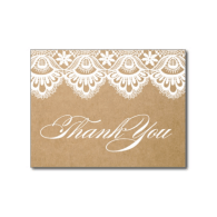 rustic_lace_wedding_thank_you_post_card-239344023516224996
