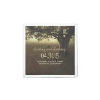string_lights_tree_rustic_wedding_paper_napkins-256595674840618370