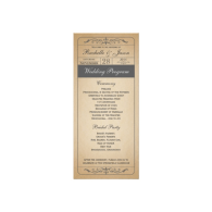 vintage_wedding_ticket_program_rack_card-245826810961166764