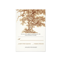 brown_old_tree_rustic_wedding_rsvp_cards_invitation-161822540925482589