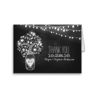 chalkboard_mason_jar_string_lights_thank_you_card-137774567085730667