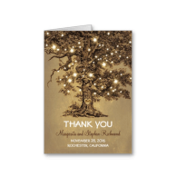 old_tree_romantic_lights_wedding_thank_you_cards-137483939411708465