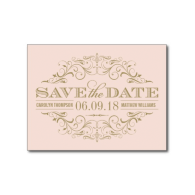 save_the_date_antique_gold_flourish_post_cards-239674379403967548