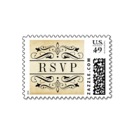 vintage_wedding_rsvp_stamps_elegant_flourish-172047700321716267