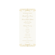wedding_ceremony_program_gold_vintage_glamour_invitation-161611605357434728