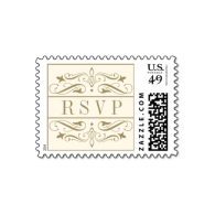 wedding_rsvp_stamp_antique_gold_flourish-172984379941433527