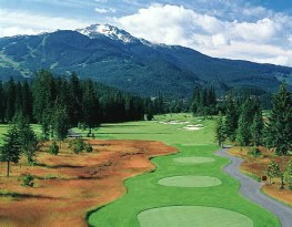 Enjoy A Round of World Class Golf in Whistler