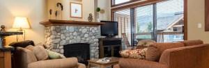 Luxury Whistler Living Room