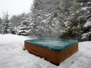 Your Private Hot Tub Awaits
