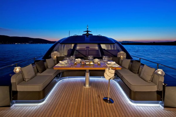Fast Yachts offer Luxury and Elegance - CKIM Group