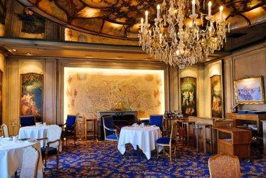 paris restaurants luxury restaurant dining fine argent tour places most luxurious eat france french star historic amazing views impressive cellar