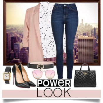 Power Look for Busy Moms On The Go