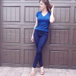 How To Wear a T-Shirt and Jeans Without Looking Frumpy