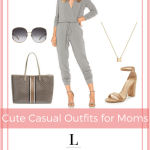 Cute Casual Outfits for Moms Who Love Fashion