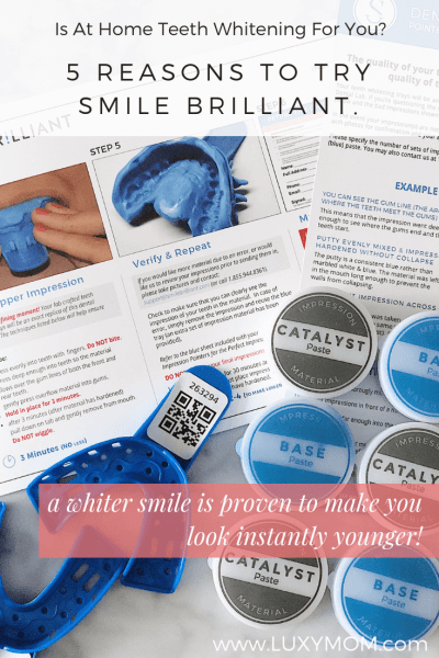 5 Reasons You Should Try At Home Teeth Whitening