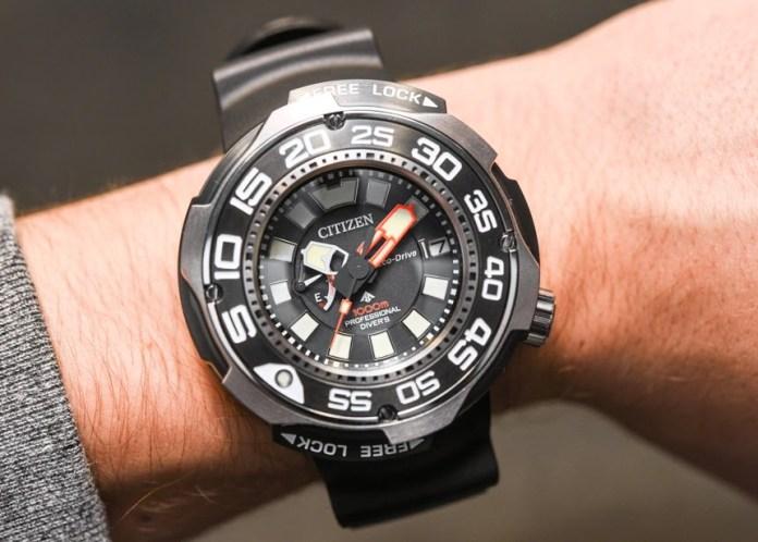 Citizen Eco-Drive Professional Diver