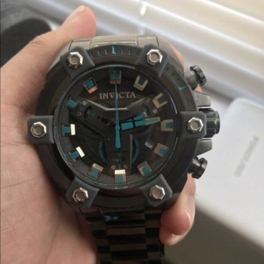 Invicta 'Coalition Forces' in LuxyWish best watch under 50 dollars collection