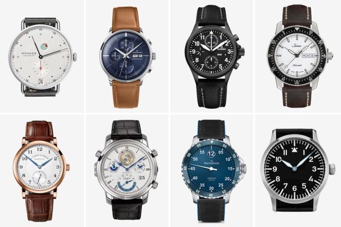 Best German watch brands (Review in 2021)