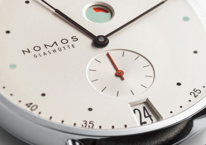 Best NOMOS watch - Metro (Reference 1101)