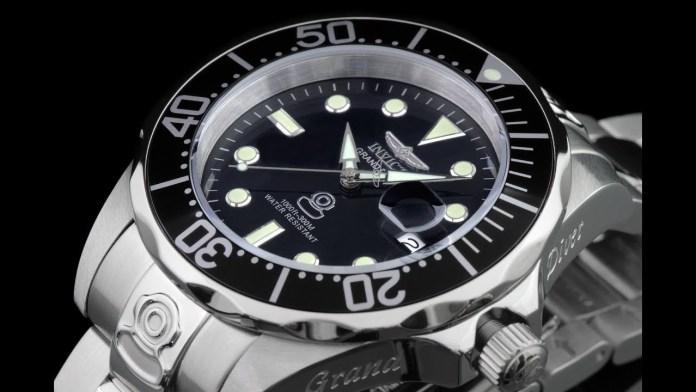 47mm Grand Diver from Invicta