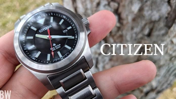Citizen Promaster Tough