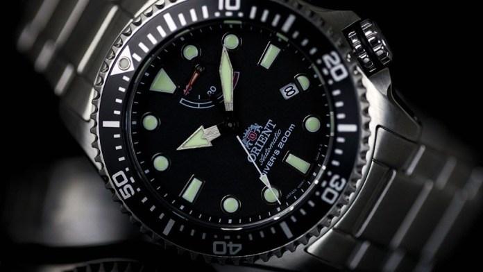 Orient Neptune Diver watch