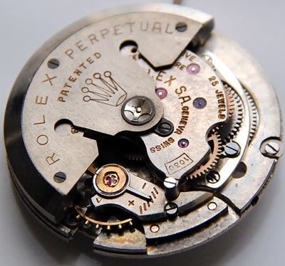 Rolex Automatic Movement