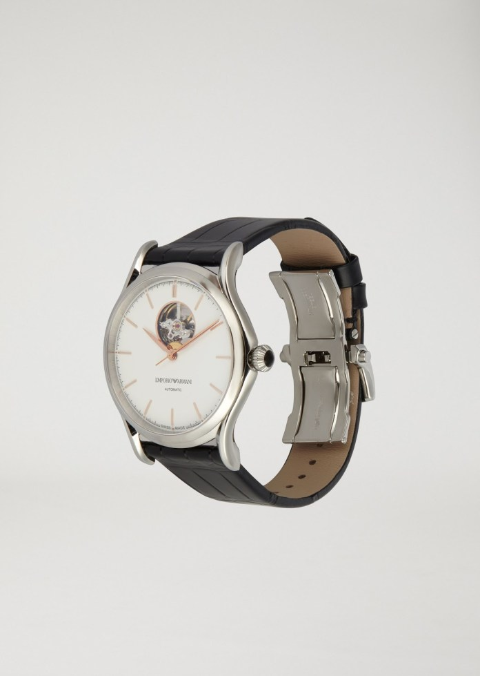 Swiss made Emporio Armani watches for men