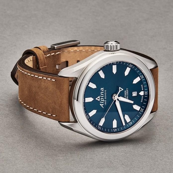 Alpiner Alpina Quartz Watch