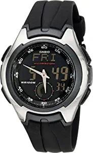 Casio AQ160W-1BV Analog Digital Watch