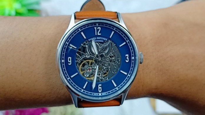 Fossil Forrester Automatic