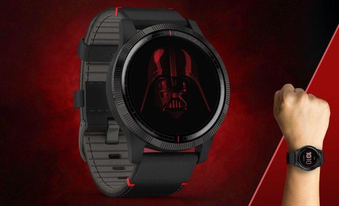 Garmin Darth Vader Star Wars Smartwatch