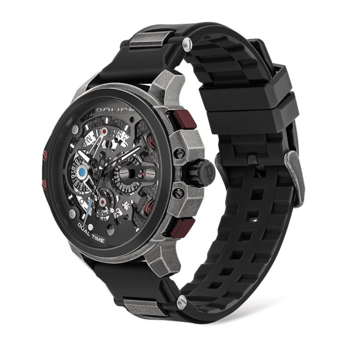 Hamnoy Watch By Police For Men