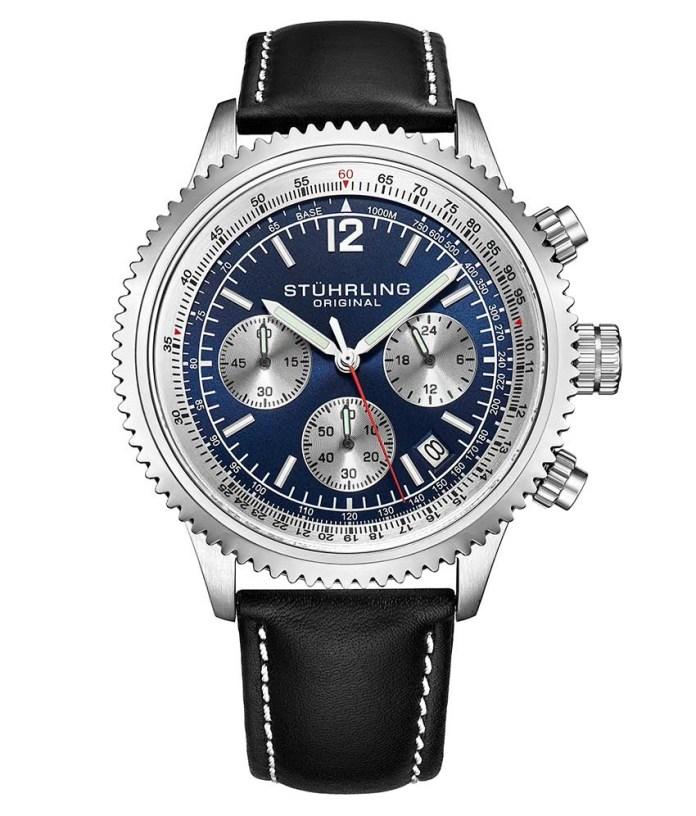 Stuhrling Monaco 669 Chronograph