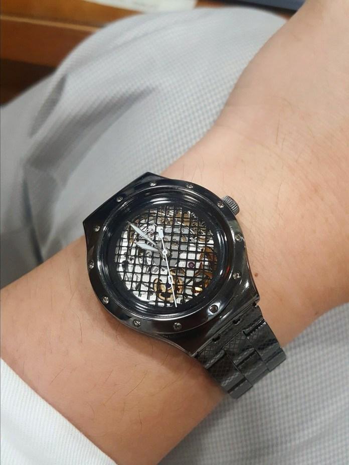 Swatch Vatel YAB101G