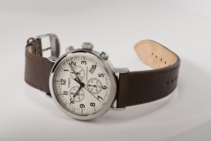 THE TIMEX STANDARD CHRONOGRAPH WATCH
