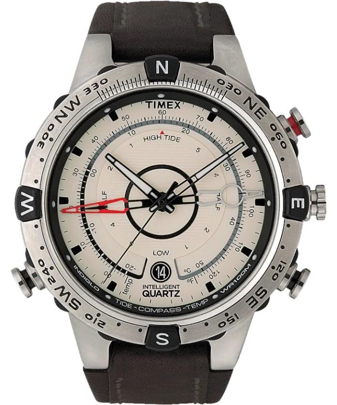 Timex IQ Tide Temp Compass T2P140