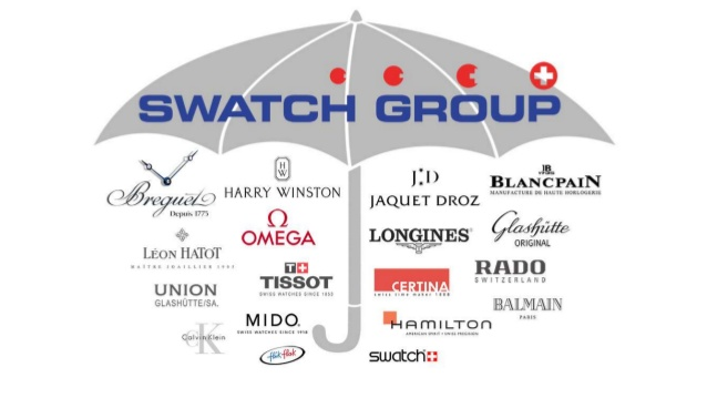 Under the Umbrella of Swatch Group
