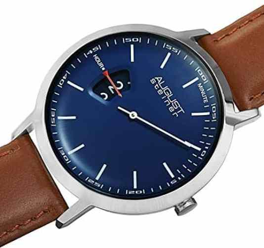 August Steiner AS8294 with Leather Strap