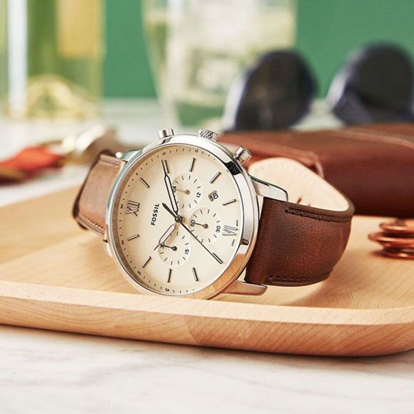 Design of Fossil watches
