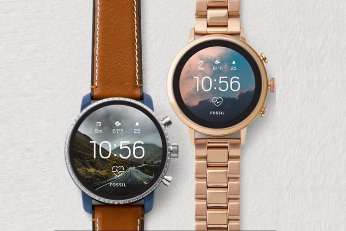 Fossil Groupsmartwatches