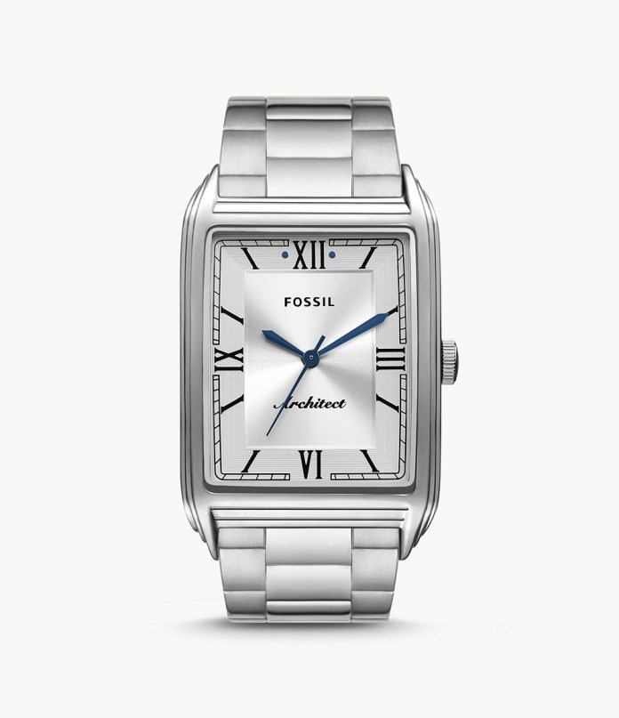 Fossil Square Watch Architect 03