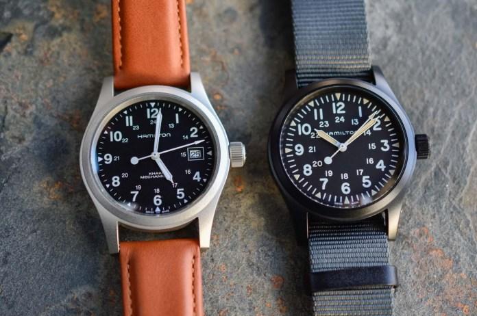 Hamilton Khaki Field Auto Tool watch