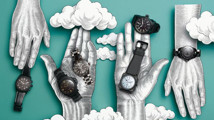 History of Ceramic Watches