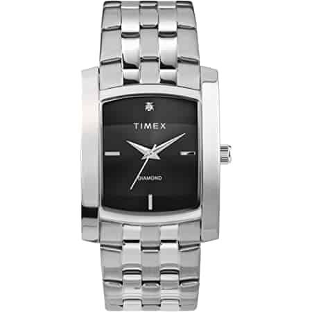 Timex Diamond Square Watch