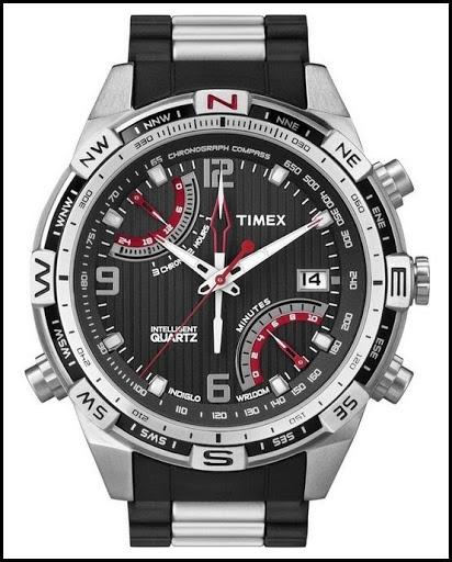 Timex Fly Back T49868 Intelligent Quartz