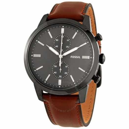 Townsman Fossil Chronograph Watch FS5522