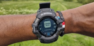 Casio G-Shock GSWH1000 Wear OS Smartwatch: Review