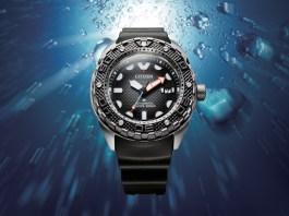 Watch Review: Citizen Promaster Mechanical Diver 200M NB6004-08E